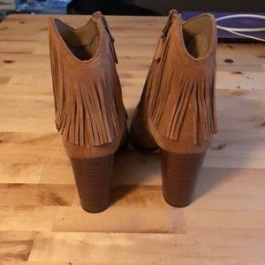 Sam Edelman Shoes - Benjie suede ankle bootie from Sam Edelman
